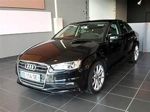 Audi A3 Berline 2016 : audi a3 berline comme neuf diesel noir 04 07 2016 brest bretagne iii 2 0 tdi dpf 150 ambition ~ Gottalentnigeria.com Avis de Voitures