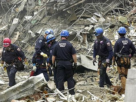 Human Remains Found At World Trade Center Site As
