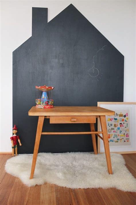 Wandgestaltung Kinderzimmer Häuser by Tafelfarbe Im Kinderzimmer Die Sch 246 Nsten Ideen Und