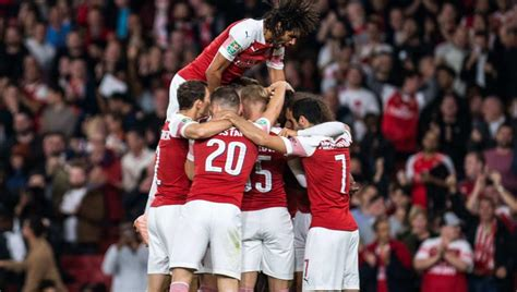 Arsenal to play Blackpool in Carabao Cup fourth round