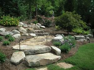 Hillside landscaping for Landscaping ideas for hillside