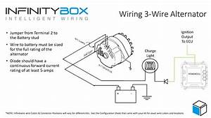 1 Wire Alternator Wiring Diagram Vw Jettum