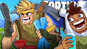 Carrying Top Tier Twitch Streamers! -Fortnite Battle ...