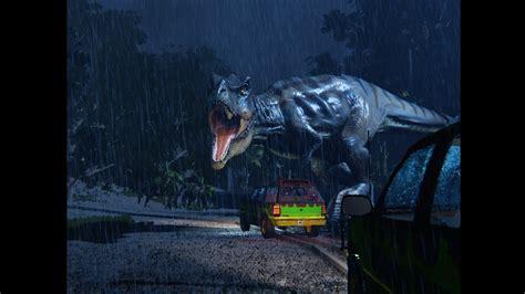 rex breakout complete    jurassic
