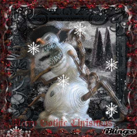 merry gothic christmas evil snowman challenge gp