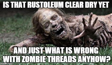 Zombie Meme Generator - walking dead zombie imgflip