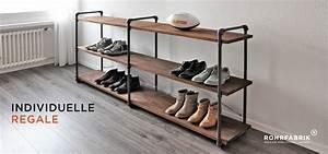 Regal Industrial Design : garderobe ~ Michelbontemps.com Haus und Dekorationen