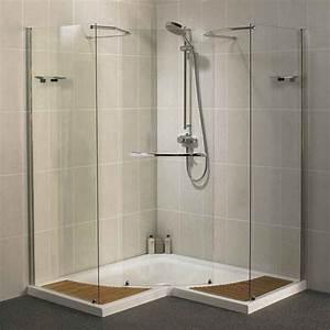 Design Of The Doorless Walk In Shower - Decor Around The World