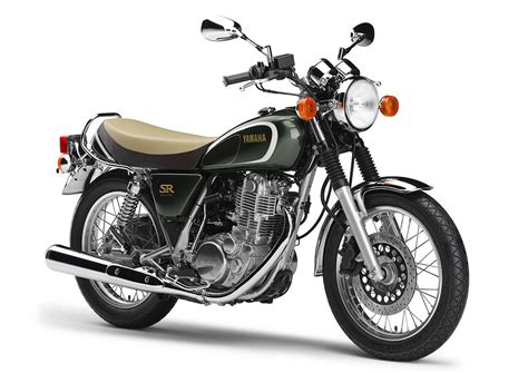 Yamaha 400 Motorcycle by Yamaha Produces 35th Anniversary Edition Sr400 For Japan