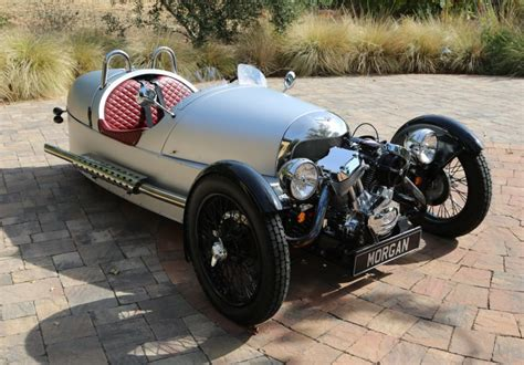 One-owner 2013 Morgan 3 Wheeler For Sale On Bat Auctions