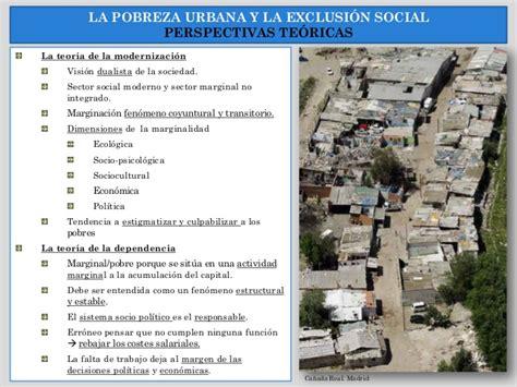 leccion 4 segregaci 243 n y pobreza urbana 2016 2017