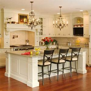 28+ [ White Kitchen Islands ] Trendy Display 50 Kitchen