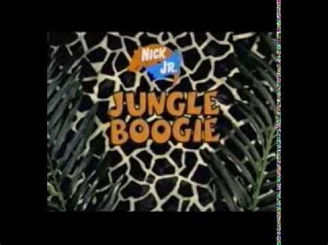 jungle boogie playing youtube