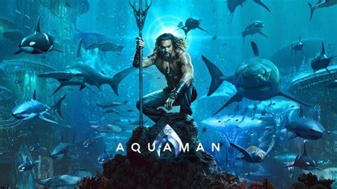 Aquaman 2018 Movie Wallpaper Wallpapersnet