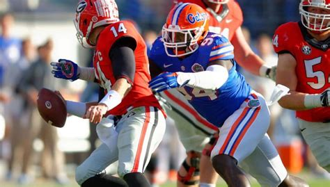 Florida Gators Football: Confident Defense Getting ...