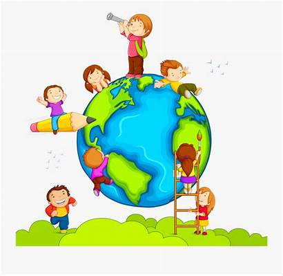 Clipart Preschool Exploring Children Transparent Clipartkey