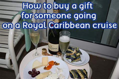How To Buy A Gift For Someone Going On A Royal Caribbean