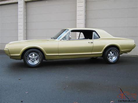 1967 Mercury Cougarexcellent Conditionfast