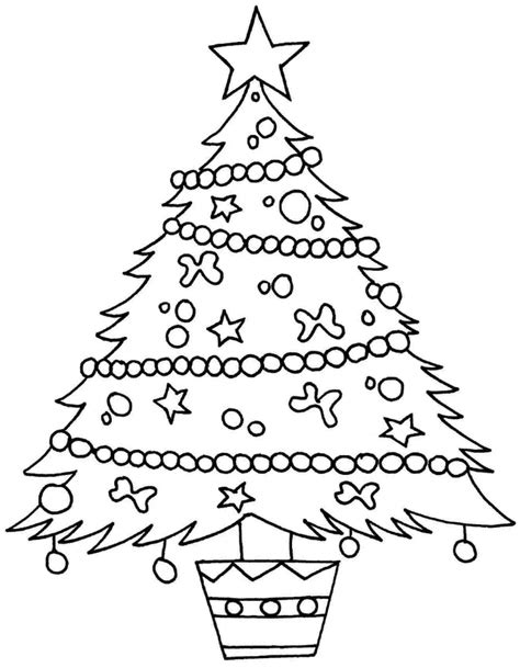 christmas tree drawing in pencil tree pictures drawing at getdrawings free for personal use tree