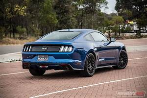 2017 Ford Mustang GT review (video) | PerformanceDrive
