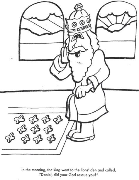Sekolah Minggu Ceria: Cerita Alkitab tentang Daniel