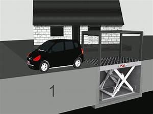 Garage Größe Für 2 Autos : autolift autoaufz ge und versenkbare garagen nani ~ Jslefanu.com Haus und Dekorationen