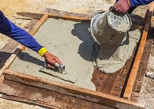 Betonplatten Selber Gießen : gehwegplatten selber gie en so wird 39 s gemacht ~ Lizthompson.info Haus und Dekorationen