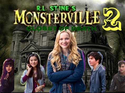 monsterville the cabinet of souls monsterville 2 closet of death characters wattpad