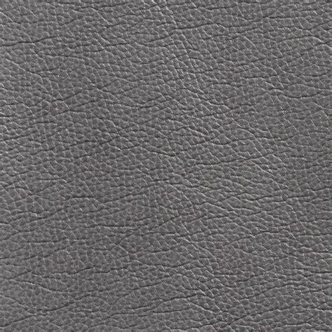 grey gray plain automotive animal hide texture vinyl upholstery fabric