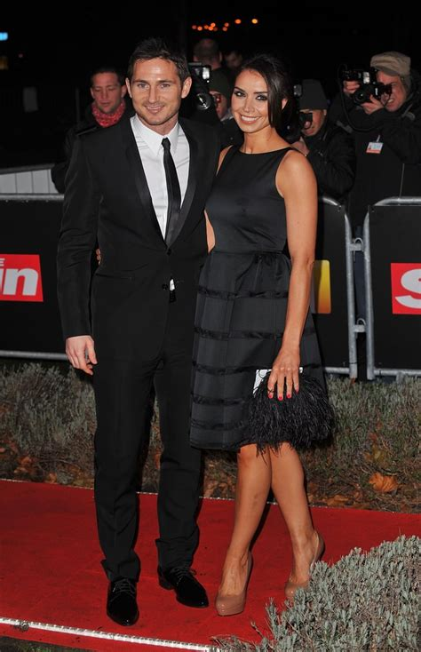 Photos of Frank and Christine Lampard | POPSUGAR Celebrity ...
