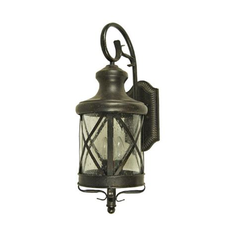 outdoor sconce bronze y decor taysom 3 light rubbed bronze outdoor sconce