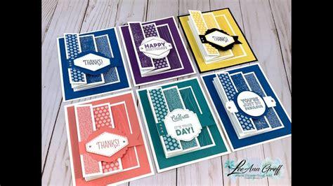 accordion style fun fold cards fb  replay youtube