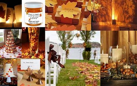 fall wedding ideas fall wedding decorations autumn wedding ideas