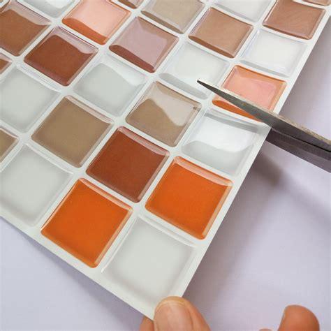 self adhesive kitchen backsplash tiles self adhesive kitchen backsplash tile 12 39 39 x 12 39 39 set of 6