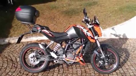 ktm duke  laranjinha motorcycle   view wind