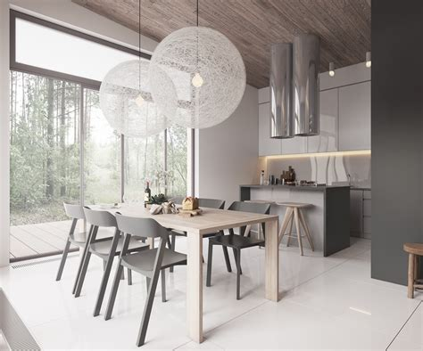 Minimalist Muted Colour Home With Scandinavian Influences by Minimalist Home Design With Muted Color And Scandinavian