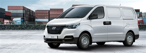 Hyundai H1 Picture by H1 Panel Price Load Specs Fuel Consumption