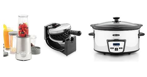 Bella Small Kitchen Appliances Only $10  My Dallas Mommy
