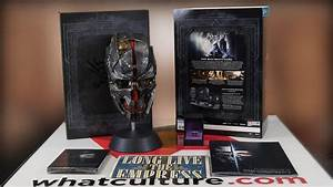 Dishonored 2 Collectors Edition Full Unboxing And