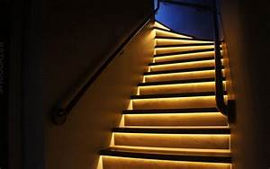 stairway lighting stairway lighting fixtures from lbc With outdoor led strip lights for stairs
