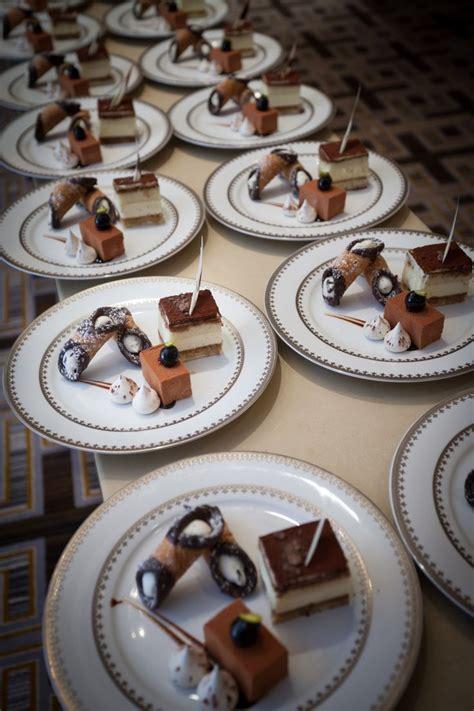 dessert  couples italian favorites cannoli tiramisu