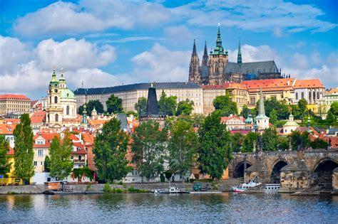 Prague Castle Prague Czech Republic Attractions