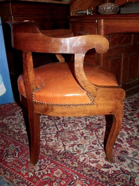 fauteuil de bureau toulouse fauteuil de bureau epoque restauration puces d 39 oc