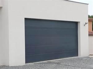 Installateur crawford normsthal et hormann de portes de for Porte de garage sectionnelle anthracite