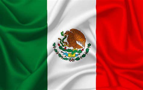 Bandera Mexico - Banco de fotos e imágenes de stock - iStock