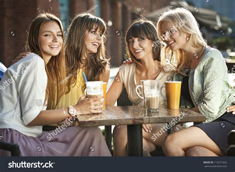 12 health benefits of coffee. Group Young Women Drinking Coffee Stock Photo 115271632 - Shutterstock