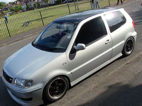 modified volkswagen polo 120 best images about vw modified lupo and polo on