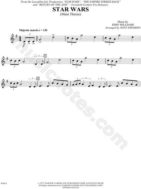empire flooring theme song star wars trumpet sheet music from star wars trumpet sheet music pinterest trumpet sheet
