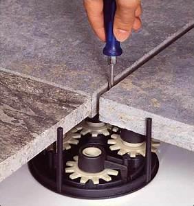 Terrassenplatten Verlegen Auf Splitt : warco terrassenplatten auf unebenen untergrund die beste ~ Michelbontemps.com Haus und Dekorationen