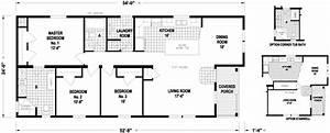 2005 Fleetwood Manufactured Home Floor Plans